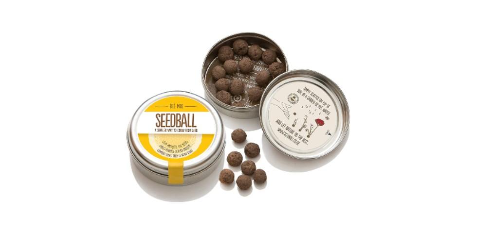Seed ball gift set
