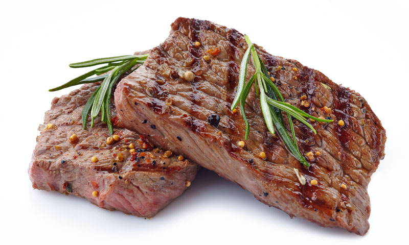 1/2 price - Lean Steak Box + Free Delivery - £29 \