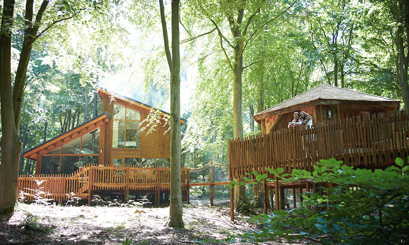 Save 5% at Forest Holidays \