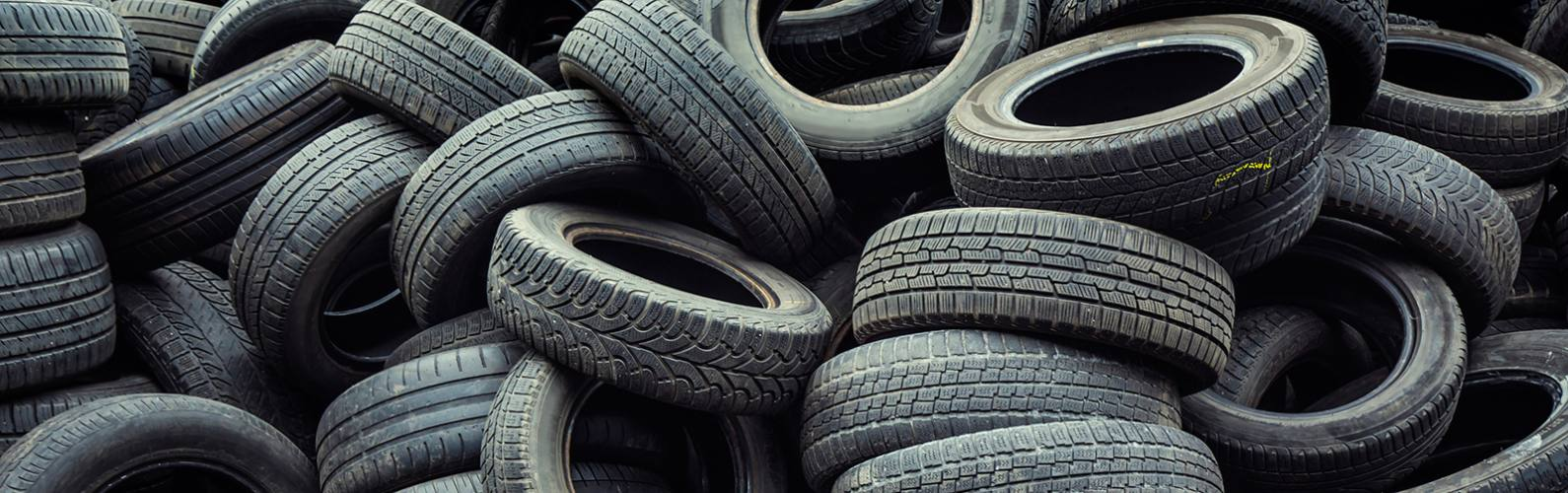 How do you solve a problem like 40m waste car tyres a year?