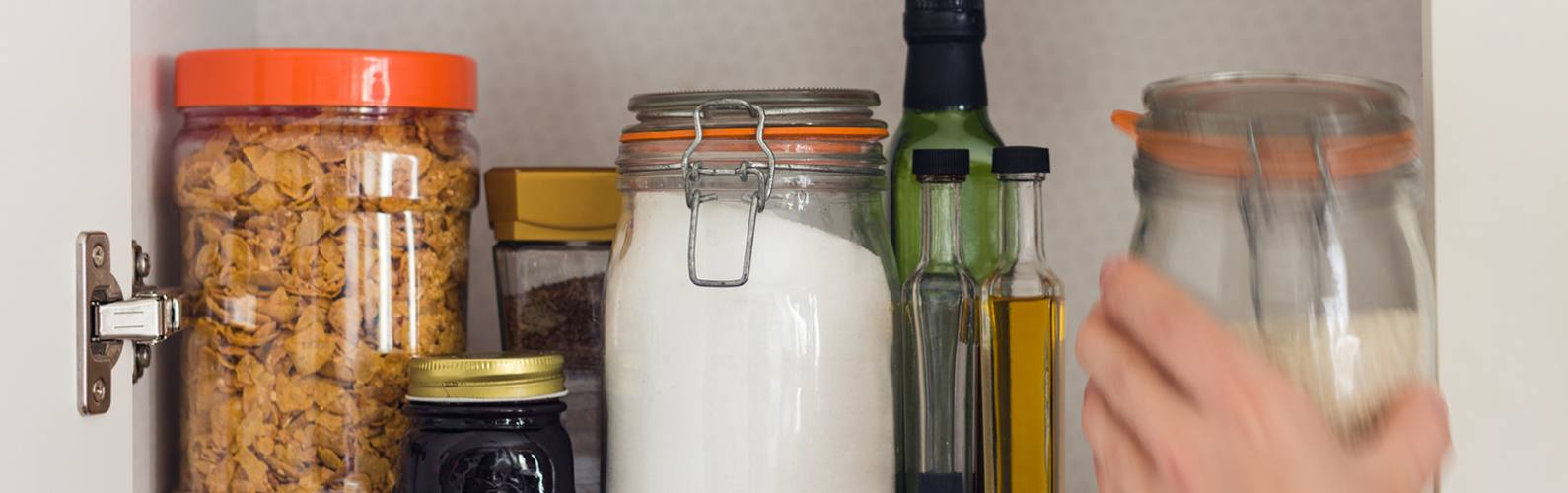 Essential money saving: the kitchen cupboard clear out