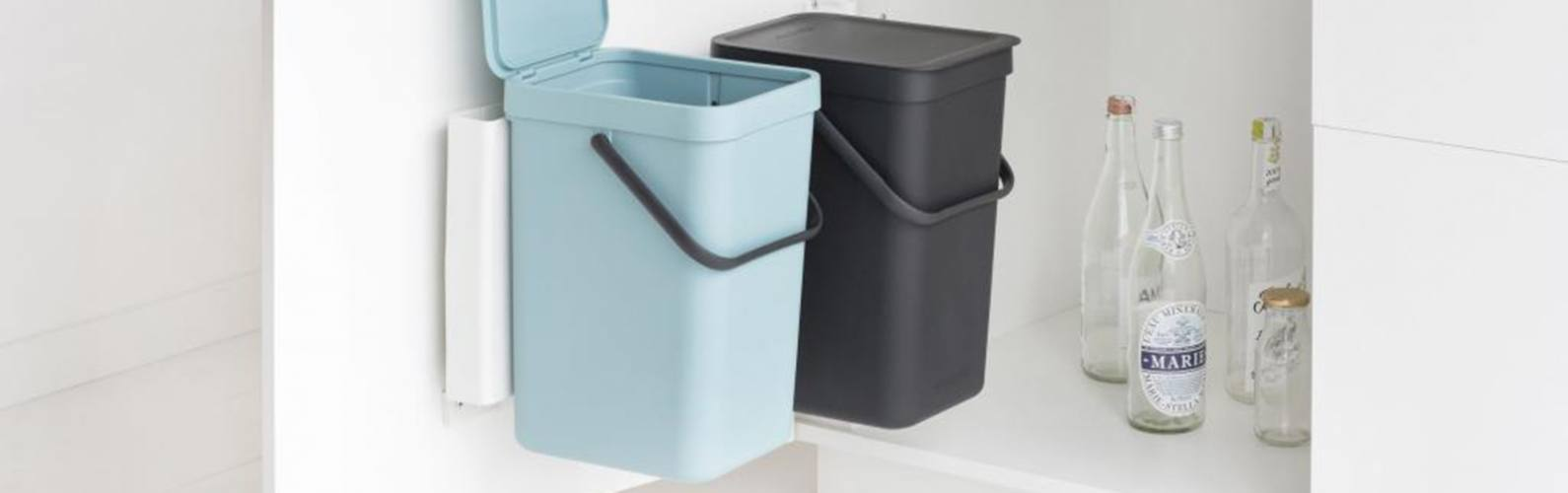 Get organised with the latest recycling storage solutions