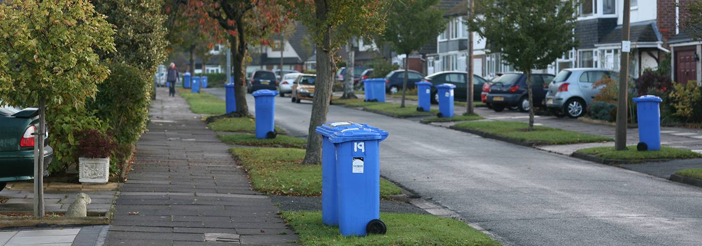 Incentives help to nearly double recycling rates