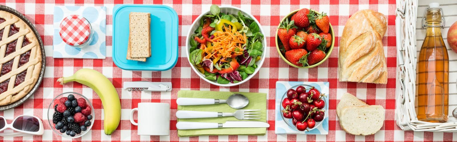 Going zero waste alfresco! How to enjoy a plastic-free picnic...