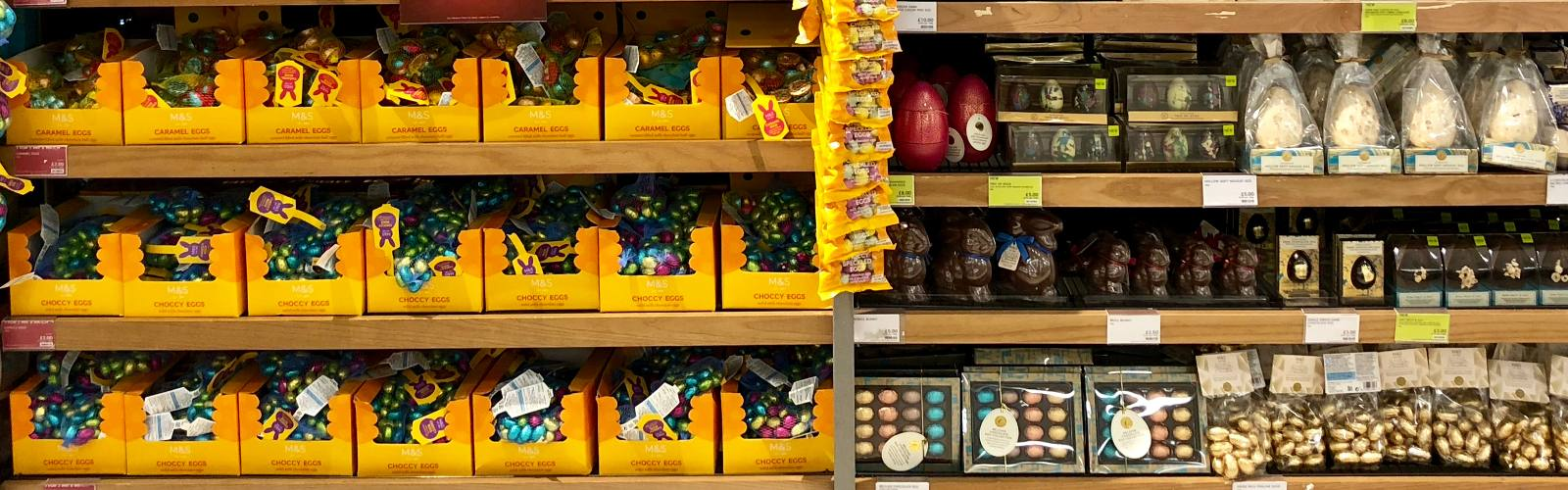 For Earth's sake, can we avoid single use plastics this Easter?