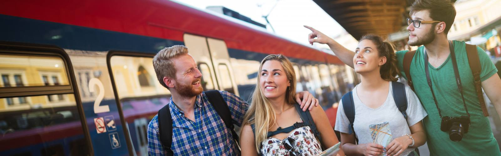 Follow your travel fancies with flexible rail holidays