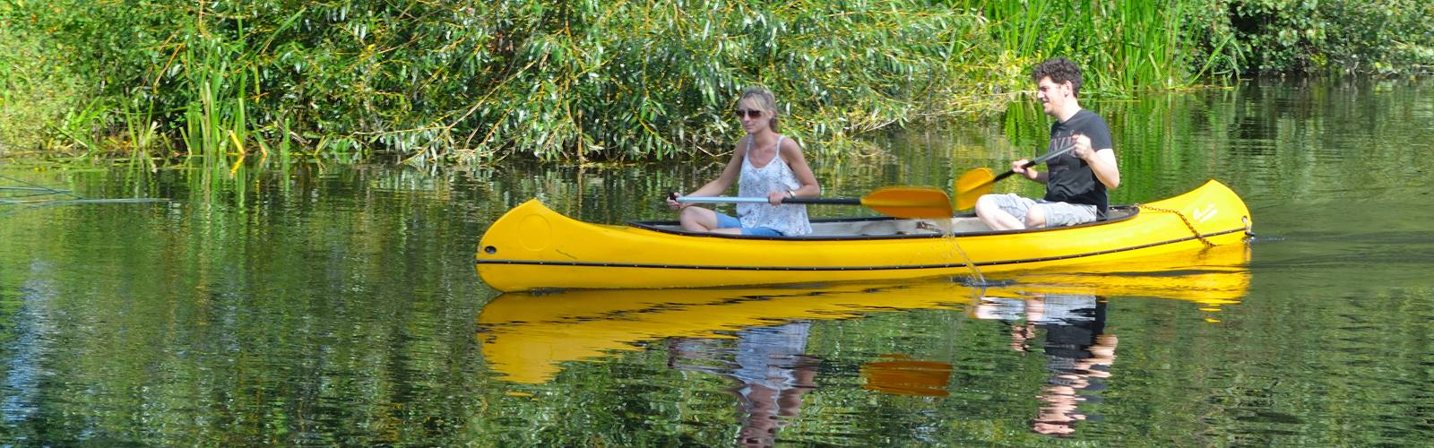 Back to nature: adventures and relaxation by the river