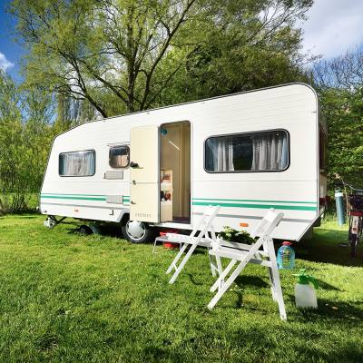 Discover caravanning chic this summer