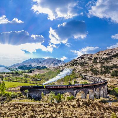 The UK's most magical steam railways