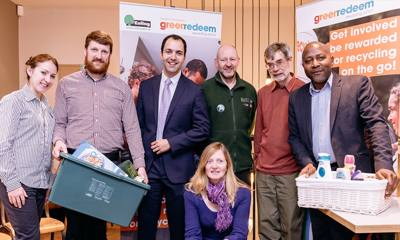 Greenredeem marks Ealing recycling progress