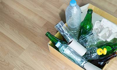Recycling schemes drive sustainable behaviour changes