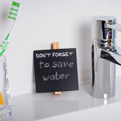 Our New Year's eco resolutions days 9-16 – water footprint shrinking