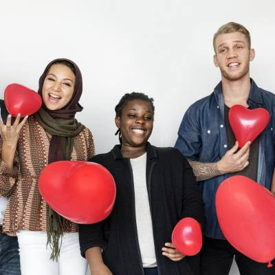 Share the love with your community this Valentine's