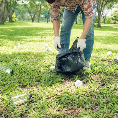 How to work towards plastic free in your community (CROW)