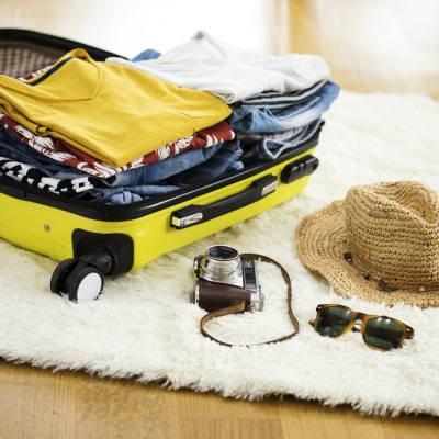 Quick reuses to streamline and sort your suitcase