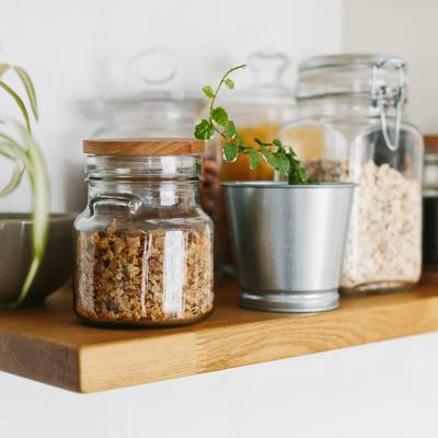 Easy, real life advice on reducing plastic in the kitchen