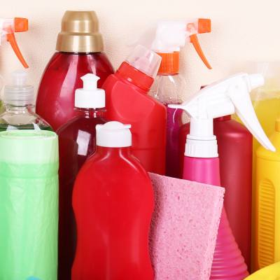 Have a chemical clear-out this month