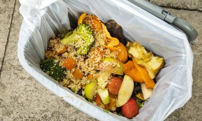 Wokingham residents help Council to devour food waste collection targets.