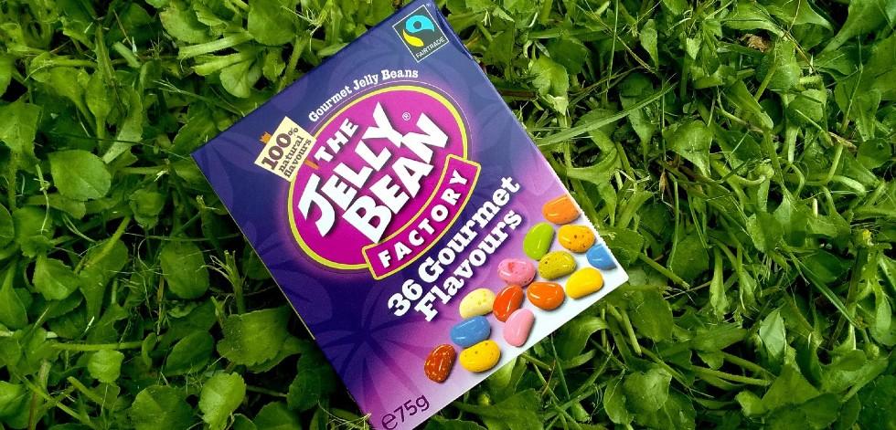 Fair trade gourmet jelly beans