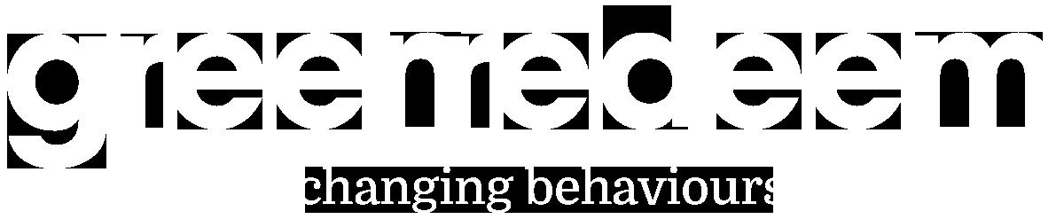 Greenredeem White Logo