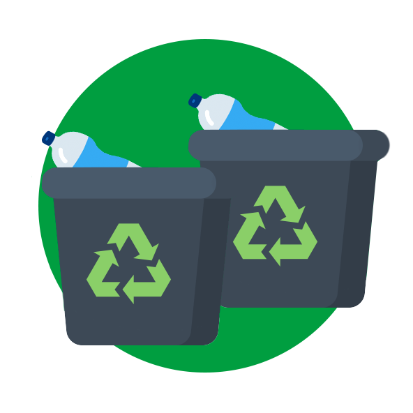 Members recycle more with Greenredeem