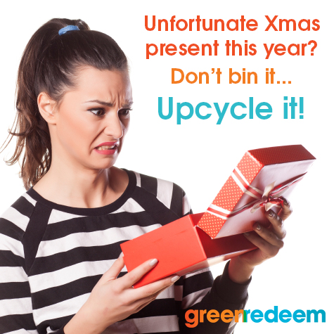 How to upcycle your unwanted Christmas gifts