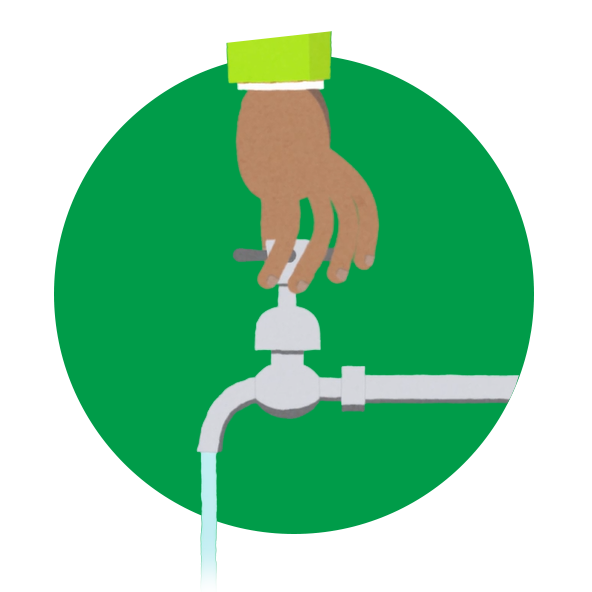 Greenredeem Saving water