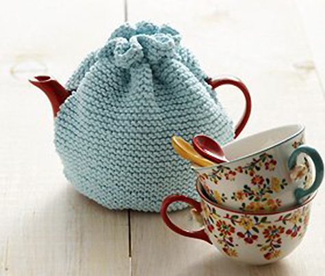 Easy Knitting Pattern For Tea Cosy : Its hip to knit! 7 simple knitting projects