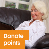 Donate points
