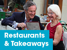 Restaurants and Takeaways